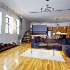 Rental info for 220 Avenue des Pins #12 in the Plateau-Mont-Royal area
