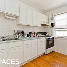 Rental info for 2636 West Summerdale Avenue #2N in the Lincoln Square area