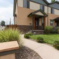Rental info for $5495 4 bedroom Townhouse in Jefferson County Wheat Ridge in the Denver area