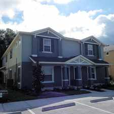 Rental info for Upgraded Townhome, GREAT PRICE!! AVAILABLE NOW in the Tampa area