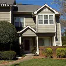 Rental info for Three Bedroom In Charlotte in the Charlotte area