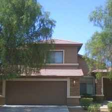 Rental info for Outstanding Opportunity To Live At The Tolleson... in the Sunset Farms area