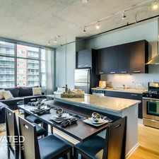 Rental info for Clark in the South Loop area