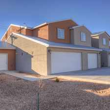 Rental info for 1120 Griegos NW in the Los Griegos area
