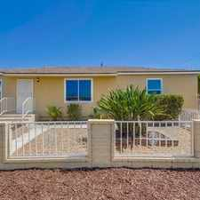 Rental info for Spacious And Beautifully Renovated 4 Bedroom 2 ... in the Encanto area
