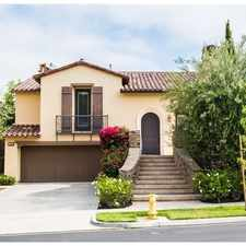 Rental info for Irvine, 3 Bed, 2.50 Bath For Rent. Will Consider! in the Shady Canyon area