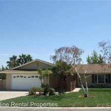 Rental info for 42006 Silver Puffs Dr