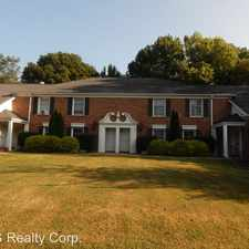 Rental info for 7042 Quail Hill Rd in the Quail Hollow area