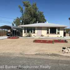 Rental info for 7353 Saladin Ave in the Twentynine Palms area