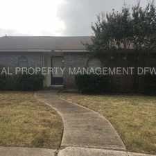 Rental info for Reduced Rent Rate! in the Dallas area