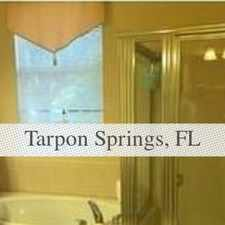 Rental info for Great Central Location 4 Bedroom, 2 Bath in the Tarpon Springs area