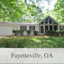 Rental info for House For Rent In Fayetteville. Will Consider!