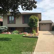 Rental info for 10592 Halstead in the Windsor area