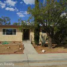 Rental info for 924 W. Burns Ave. in the Ridgecrest area