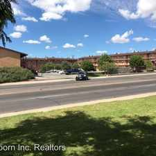 Rental info for 1615 E. University Ave. in the Las Cruces area
