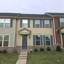 Rental info for 1637 Fleetwood Dr in the Ashley Park area