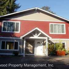 Rental info for 8701 72nd Ave Ct SW #A in the Eastside area