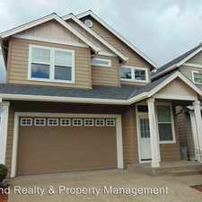 Rental info for 13044 SW Fitzwilliam Court in the Tualatin area