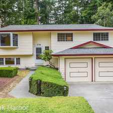Rental info for 770 SW 10th Court in the Oak Harbor area