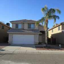 Rental info for Tricon American Homes in the Glendale area