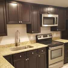 Rental info for 8th St NE in the Brookland area