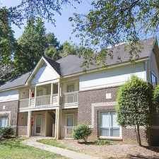 Rental info for 1700 Place in the Charlotte area
