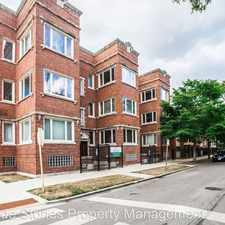Rental info for 4954-58 S King Drive in the Bronzeville area