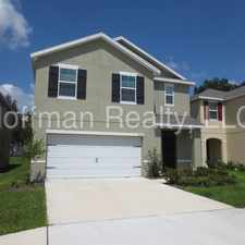 Rental info for 2 Story 5/3/2 House in East Tampa in the Tampa area