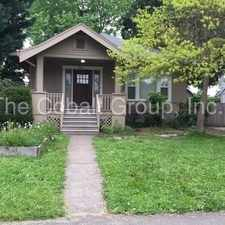 Rental info for Great 3 bdrm, close to Foster and Woodstock, bus lines in the Foster-Powell area