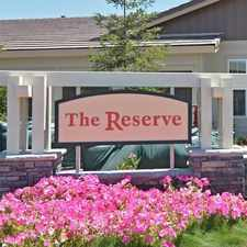 Rental info for The Reserve Rohnert Park in the Rohnert Park area