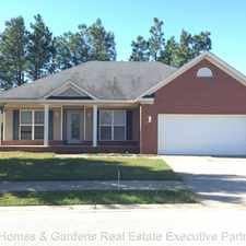 Rental info for 660 Bulter Springs Circle in the Augusta-Richmond County area