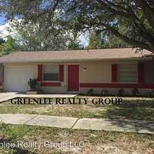 Rental info for 10321 County Lake Dr