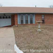Rental info for 4604 Meadowpark Dr
