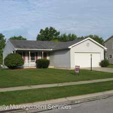 Rental info for 819 Colonial Manor*