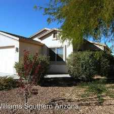 Rental info for 10127 E. Desert Gorge Dr. in the Rita Ranch area