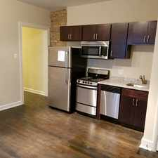 Rental info for W George St in the DePaul area