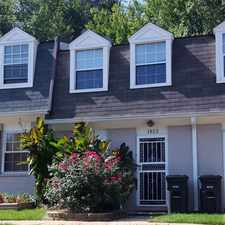 Rental info for Village Green in the Landover area