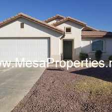 Rental info for 4 bedroom 3 bath single story open floorplan