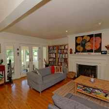 Rental info for Charming Cape On Beautiful Lot.