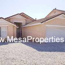 Rental info for 4 Bed 2 Bed Home Located in Hesperia