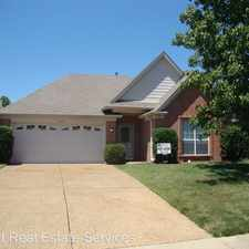 Rental info for 6410 Persimmon View in the Bartlett area
