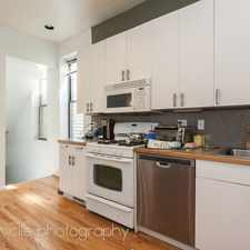Rental info for 1509 West Fry Street #1F in the Noble Square area
