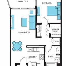 Rental info for $6480 1 bedroom Apartment in West Los Angeles Marina del Rey in the Los Angeles area