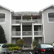 Rental info for 3030 Marsh Winds Circle Unit 302