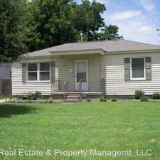 Rental info for 4117 S.E. 22nd St. in the 73115 area