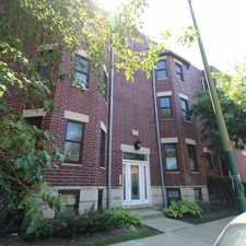 Rental info for 6432 N Hermitage AVE 1E in the Rogers Park area