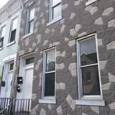 Rental info for 822 N. 10TH STREET in the Reading area