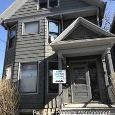 Rental info for 745 E Johnson St in the Madison area