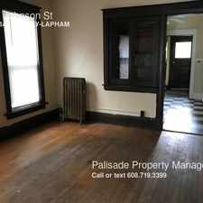 Rental info for 739 E Johnson St in the Madison area