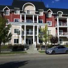Rental info for Edmonton Condominium for rent in the Downtown area